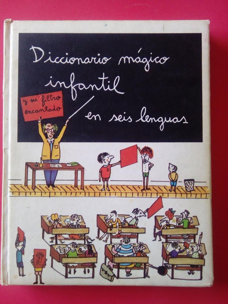 DiccionarioMagicoInfantilEnSeisLenguasPortada