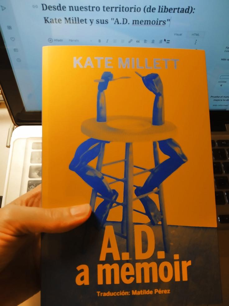 KateMillet_ADmemoir